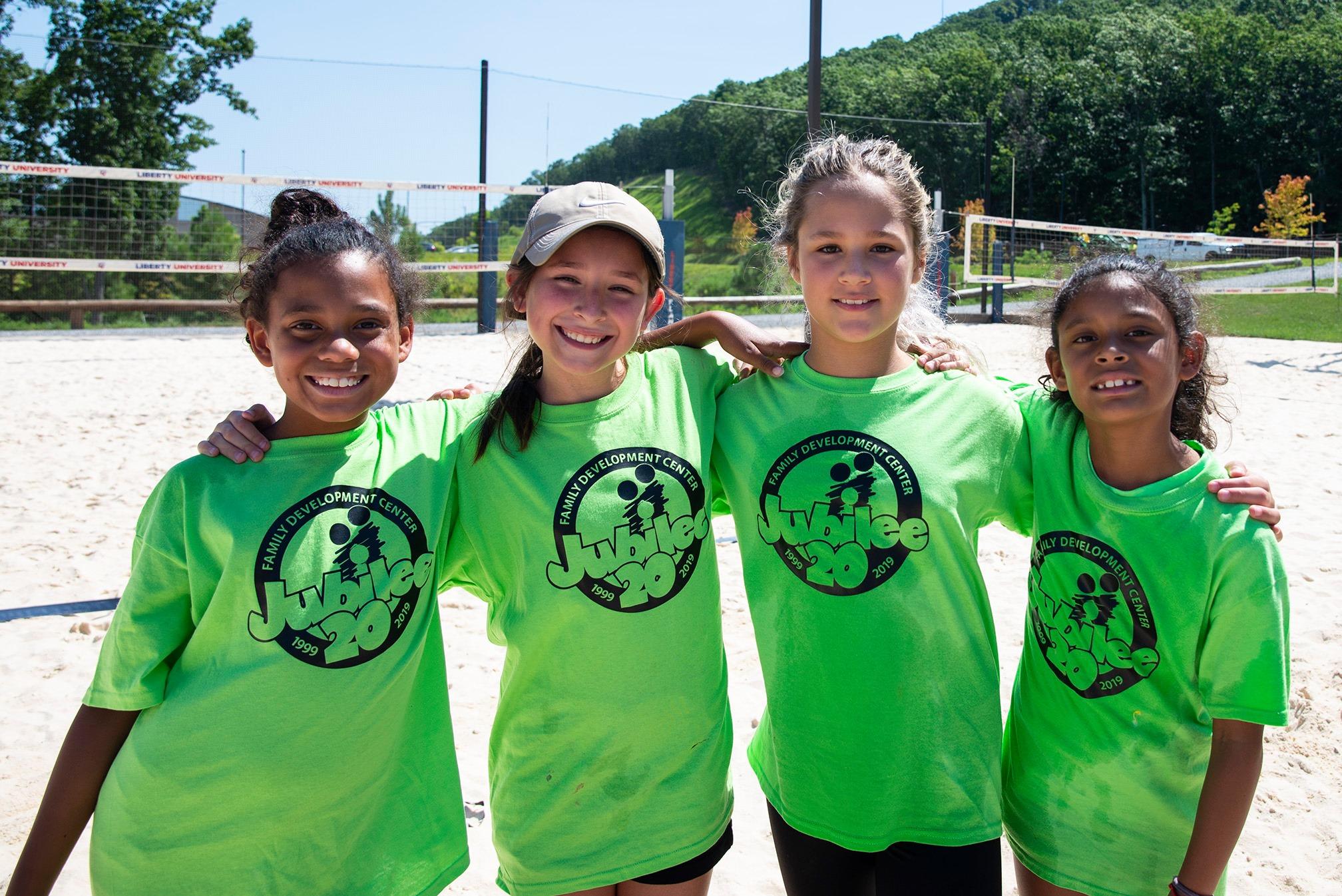 Jubilee Girls - Summer Enrichment Camp 2019